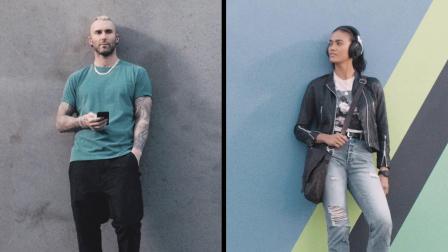 SHURE X Adam Levine,碰撞艺术火花,绽放全新AONIC耳机产品!