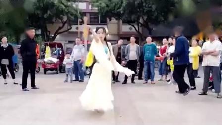熙羽小妹妹又一个非常优秀的古风舞