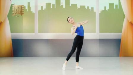 舞678儿童舞蹈教程幼儿园大班 地面腰部训练组合 六岁