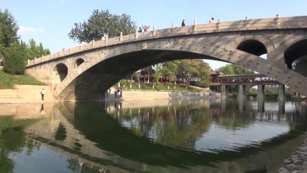 《赵州桥》韩小梅、文平摄制