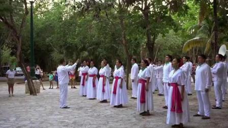 墨西哥坎昆西卡莱特公园重新开放,快来围观开园仪式!