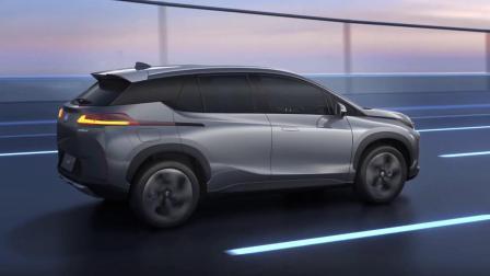 """广汽新能源力将埃安V打造成""""下一代智能SUV""""-优酷汽车"""