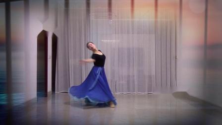 欧达源原创舞蹈《恰好》 演绎:又见春暖花开