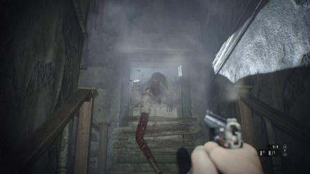 PS4生化危机7黄金版DLC伊森绝命危机视频53(无伤)