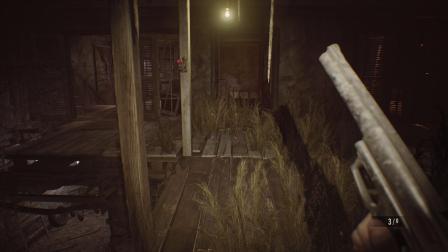 PS4生化危机7黄金版DLC伊森绝命危机视频56(无伤)