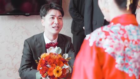 October18 , 2020【倪超&苏悦容】 婚礼快剪