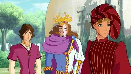 魔法俏佳人 第七季 仙子们找到神奇动物的下落,化身演员前往寻找
