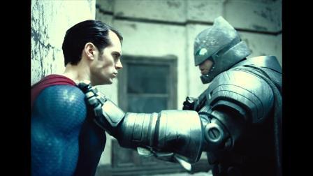 4K重制!IMAX1.43:1全画幅增强《蝙蝠侠大战超人:正义黎明》官方发布10分钟片花预览