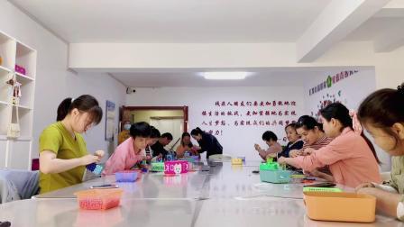 城东区残疾人就业培训孵化基地揭牌仪式