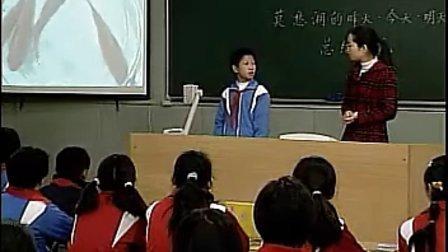 小学五年级综合实践活动课程指导与范例《莫愁湖的昨天、今天、明天》实录与说课_王惠芬