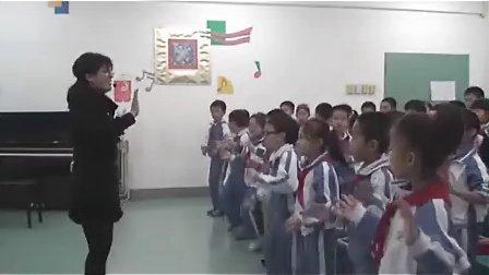 小学二年级音乐优质课视频《调皮的小闹钟》吴灿