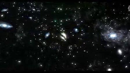 《超时空接触》片头——无尽的宇宙