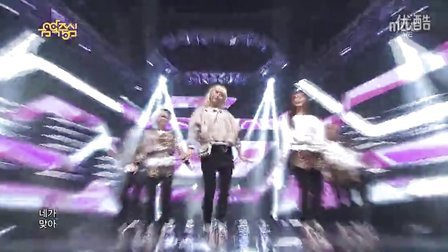 Hello Venus-What Are You Doing Today(130126 MBC Music Core)