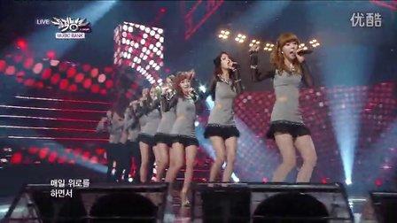 130201<Dolls>NineMuses KBS音乐银行现场版