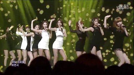 130217<Dolls>NineMuses SBS人气歌谣现场版