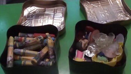【拍客】华丽月饼盒子的另类环保用途