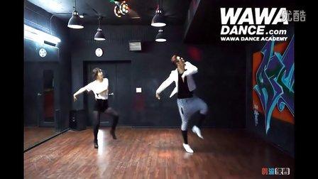 PSY - Gentleman  舞蹈教学 步骤示范 WAWA DANCE