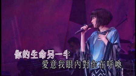 陈慧娴LIVE2008活出生命II演唱会CD音轨卡拉OK超清