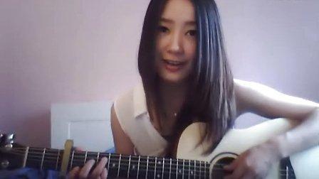 五月天 拥抱 吉他彈唱