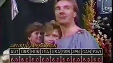Torvill  Dean (GBR) - 1984 Worlds, Ice Dancing, Free Dance