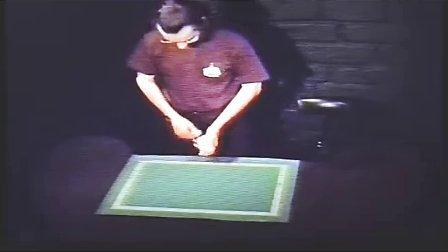 迪龙魔术2011法国创意道具魔术师纸牌魔术新品教学Mathieu BichBack Twi(无密码)