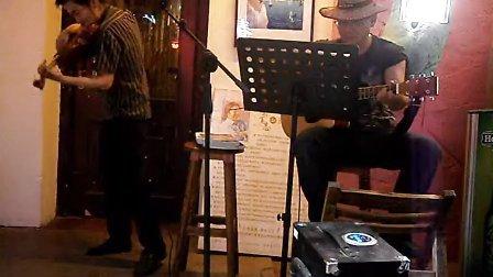 爱情的故事 二重奏 小提琴  张扬 吉他 TONY CHENG