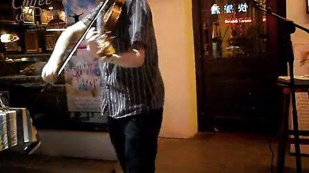 女人花 二重奏 小提琴 张扬 吉他 TONY CHENG