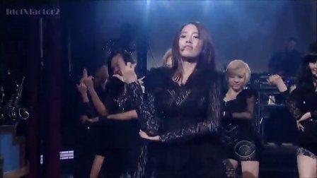 【猴姆独家】OMG!少女时代登上美国大舞台激情表演热单The Boys!