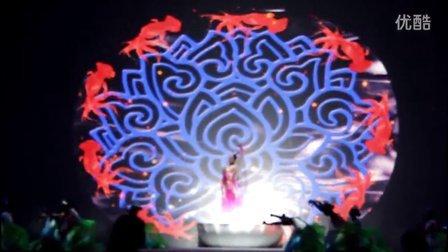 视频互动舞蹈《青花瓷上的鱼》