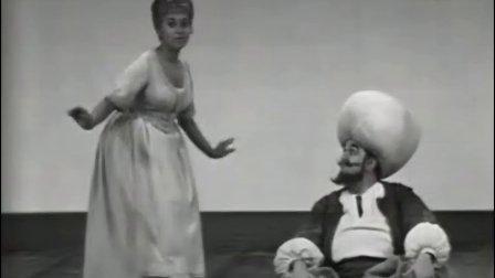 Reri Grist 演唱布隆德的咏叹调《如果想获得少女心》1967《后宫诱逃》