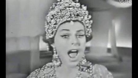 Roberta Peters 演唱拉克美《Lakme》银铃之歌 Bell Song