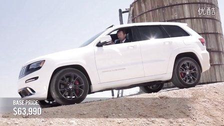 外媒试驾2014年款吉普大切诺基SRT