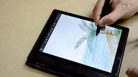智器Z Book新机原笔迹手写、手绘实机体验