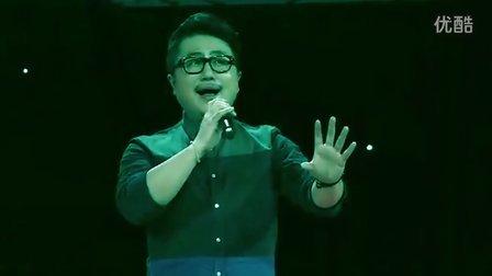 曹扬现身《中国星力量》唱京剧祭奠父亲