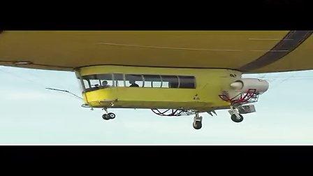《神偷奶爸2 》宣传造势大手笔 展开万里飞艇之旅 卑鄙的我2宣传大手笔