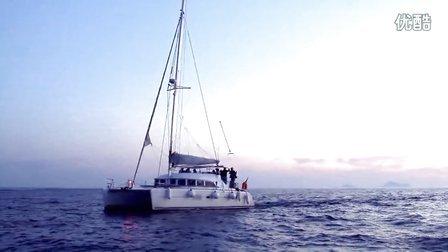 拉莫洛海外婚纱花絮MV-圣托里尼051315