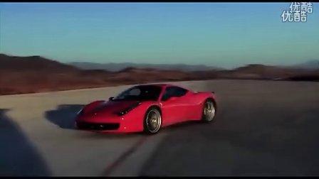法拉利的精神领袖 车168试驾法拉利458Italia_超清