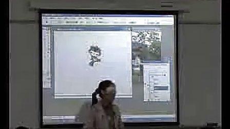 老师必看认识photoshop蒋蔚小学信息技术课优质课视频