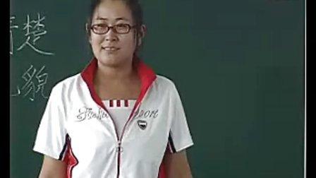 小学三年级语文优质课视频上册《口语交际-转述》教科版_刘洪波
