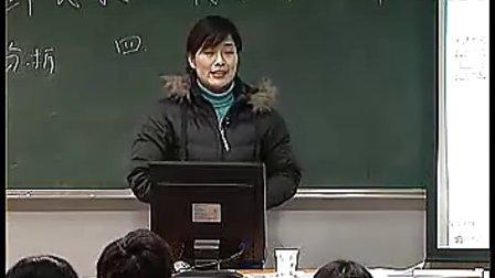 朝鲜民歌阿里郎郎音乐说课比赛视频高中音乐优质课