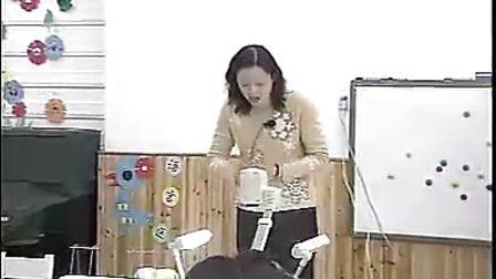 幼儿园中班《有趣的小水轮》钱月琴幼儿园名师优质课及观摩课展示