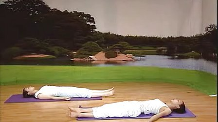 健康减肥瑜伽 塑腿、瘦腿练习