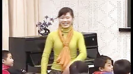 小学二年级音乐优质课视频下册《数哈蟆》西南师大版周晓润