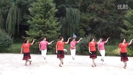 瑞芙蓉广场舞《留客歌》