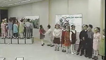 I:一起听课 h6224小学一年级音乐优质课展示上册《火车开了游戏》