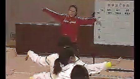 高中全国第四届体育教学优质课视频之-《啦啦操》B面