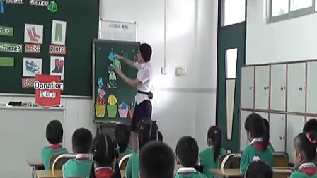 英语一年级下册 Clothes北师大课标版梁纳坦洲汇翠学校 2