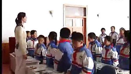 小学五年级数学优质课视频下册《分数的意义》晏老师