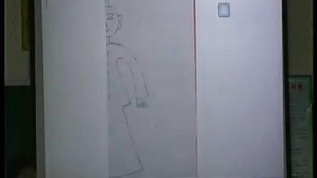 I:一起听课 h10136七年级美术优质课展示《剪纸》季克磊
