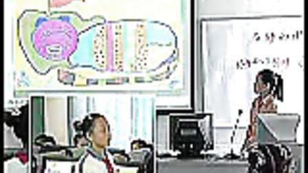 小学二年级美术优质课展示《奇妙的建筑》深圳市第五届课堂教学录象课比赛一等奖傅秋玲
